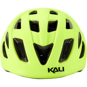 Kali Central Fietshelm, matte neon yellow